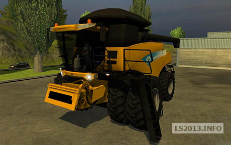 New Holland CR9090 v 2.0 BETA
