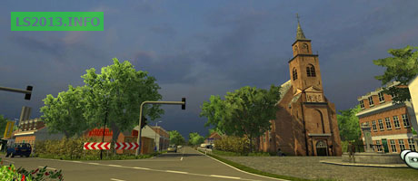 Holland Map v 1.0