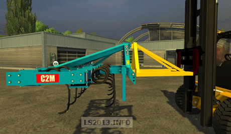 Three Point Attacher For Frontloader/Forklift