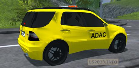 ADAC Mercedes Benz v 1.0