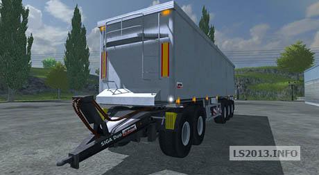 Agroliner SRB35B v 3.0