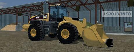 cat-980h