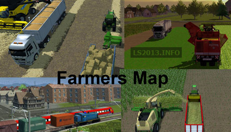 Farmers Map Multifrucht v 2.0