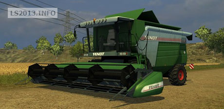 Fendt 8350 v 1.0