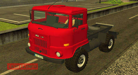 IFA L60 With Trailer v 1.0