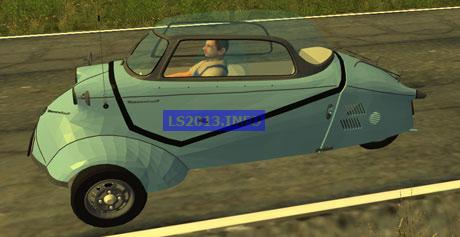 Messerschmitt Bubble Car v 2.0