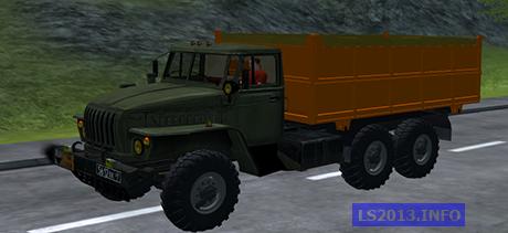 URAL 4320 v 1.0