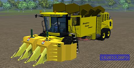 Deutz Harvesting v 1.0