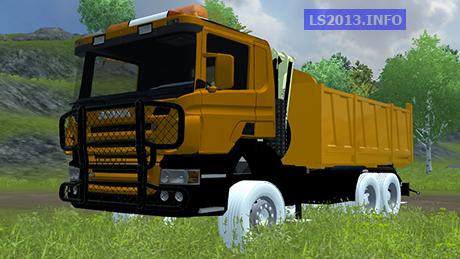 Scania 6×6 v 1.0