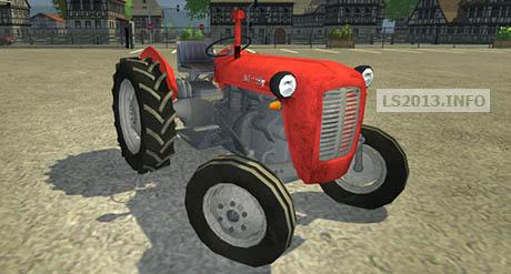 IMT 533 Ploughing Spec v 1.0