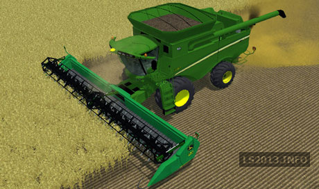 Image For john-deere-s680-pack
