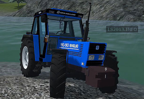 New Holland 110-90 DT Tradition