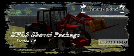 IHC Stool Shovel Package v 1.0