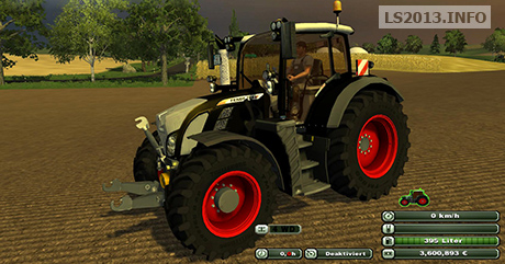Fendt Vario 724 SCR Black Beauty v 2.1