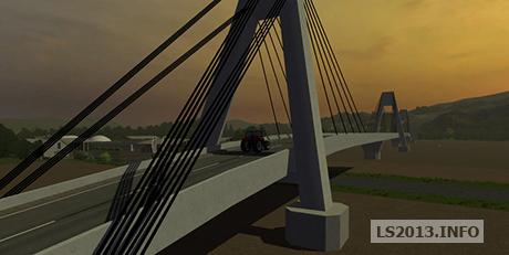Flexible Suspension Bridge