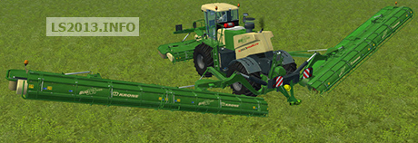 Krone BIG M500 Attach 20M