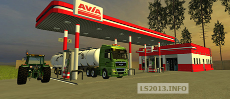 avia-gas-station