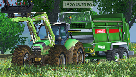 Deutz Agrotron M620 v 1.0 PSFL