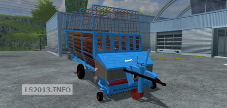Eicher Wagon v 3.0