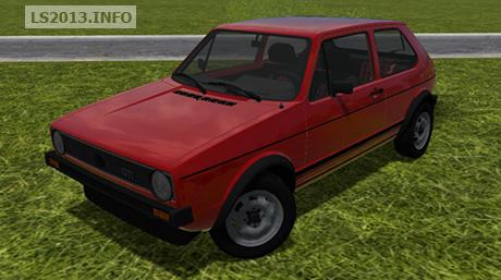 Volkswagen Golf I v 1.0