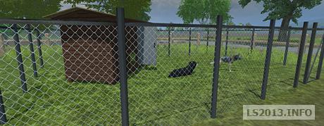 Placeable Kennel v 1.0