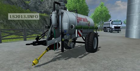 kotte milk trailer