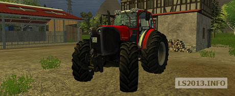 Lindner Powertrac 234 v 0.5 BETA