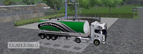 manure transporter