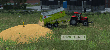 Farming Simulator 2013 Mods Placeable Pile