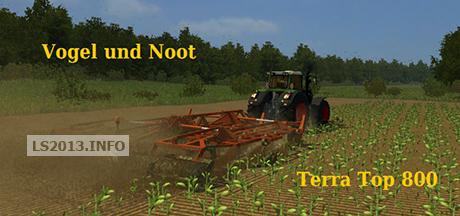 Vogel and Noot Terra Top 800 v 2.1
