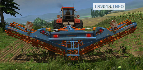 Agrifarm tillage Set