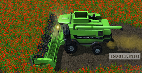 Deutz 7545 RTS Multifruit v 1.0
