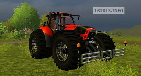 Deutz Agrotron X720 Tuned