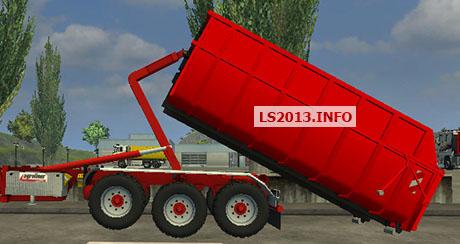 HKL Agroliner ITS 26