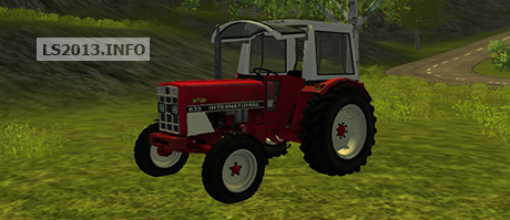 IHC 633 fixed
