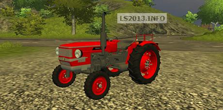 Zetor 2511