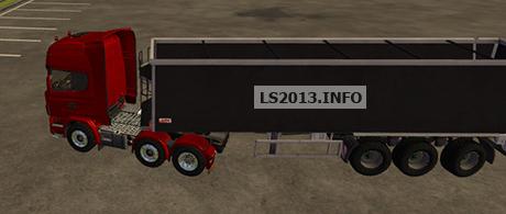 Agroliner 150 v 2.0