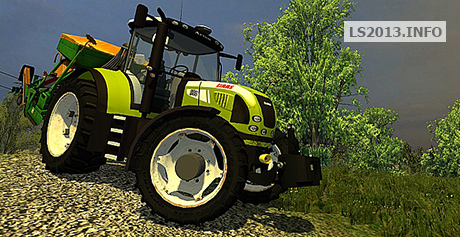 Claas Arion 530 v 1.1