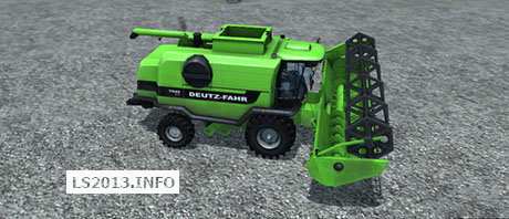 Deutz Fahr 7545 Multifruit v 1.2