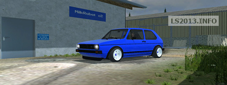 Volkswagen Golf GTI v 1.0