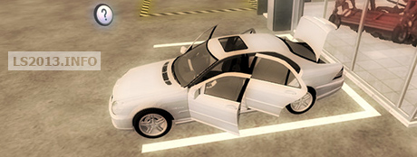 Mercedes Benz S65 AMG W220 V12 v 1.0