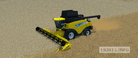 New Holland CR9090 Elevation v 1.0