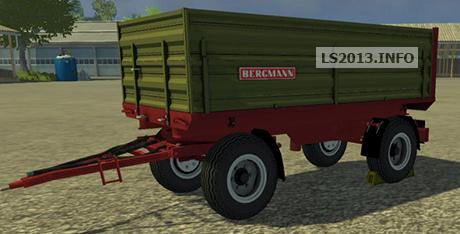 Bergmann-8T-Kipper