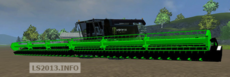 Claas Vario 1800 Oversize Monster Edition
