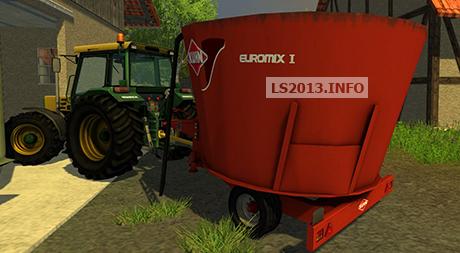 Kuhn EuroMix I 870L v 1.0