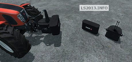 MX Weight Pack v 1.0