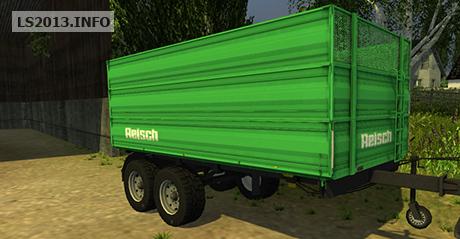 Reisch RTD 80 v 1.1