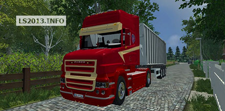 Scania-T