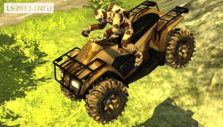 ATV Quad Polariz v 1.0