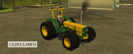 Buehrer 6135A without Cab v 3.0 FINAL